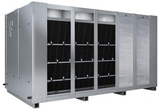 Dry cooler industrial