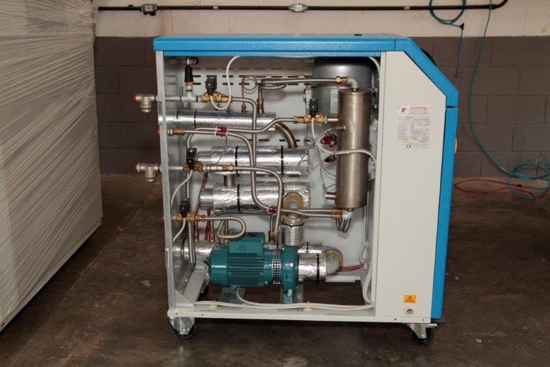Empresa refrigeração industrial