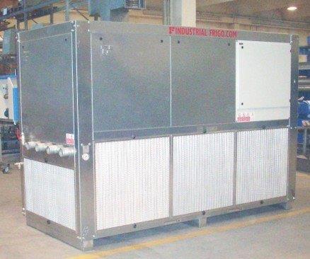 Chiller condensação a ar