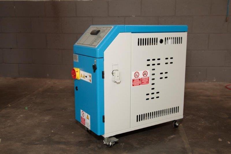 Sistema de refrigeração industrial